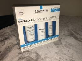 La Roche-Posay Effaclar skincare products