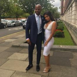 Civil Ceremony - Registry wedding (28/07/2017)